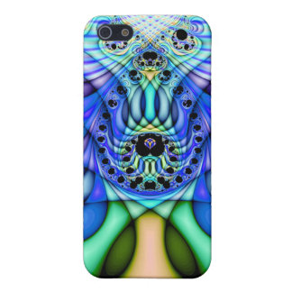 Extra-dimensional Undulations V 5  Savvy iPhone 5C iPhone SE/5/5s Case