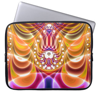 Extra-dimensional Undulations V 6  Laptop Sleeve