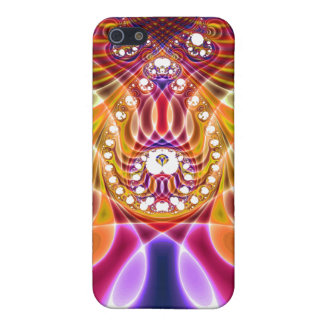 Extra-dimensional Undulations V 6  Savvy iPhone 5C iPhone SE/5/5s Case