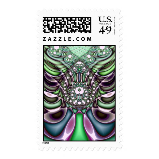 Extra-dimensional Undulations V 7  Postage