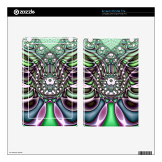 Extra-dimensional Undulations V 7  Tablet Skin