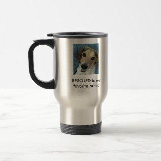 Extra Happy Stan Travel Mug - Customized