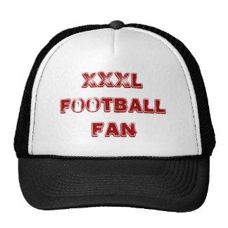 Extra Large Football Fan Trucker Hat
