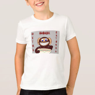 Extra monkey Oatmeal Shirtz! T-Shirt