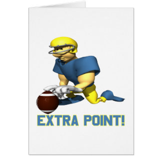 Extra Point Card