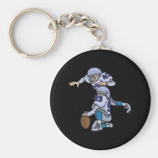 Extra Point Keychain