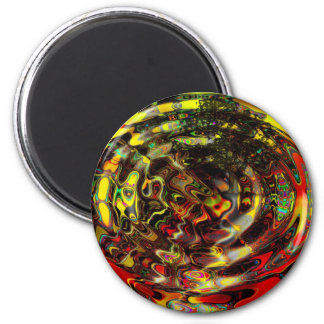 Extra Sensory Perception 2 Inch Round Magnet