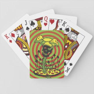 Extra Shroomz Poker Cards
