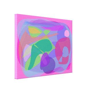 Extra Small Size Horizontal Canvas Print