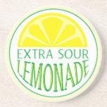 Extra Sour Lemonade Coaster coasters