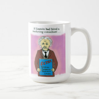Extra Special Theory of Relativity Mugs