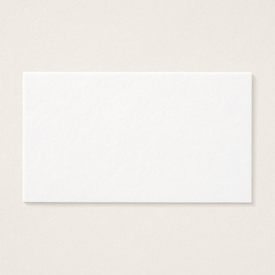 Extra thick blank paper business cards zazzle extra thick blank paper business cards colourmoves