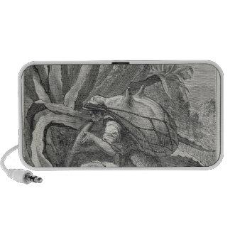 Extracción de Pulque iPod Altavoces