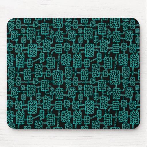Extracto 041113 - Textura abstracta 06 Tapete De Ratón