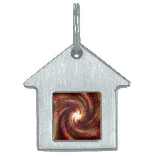 Extracto 12 del flujo de energía el | placas de mascota