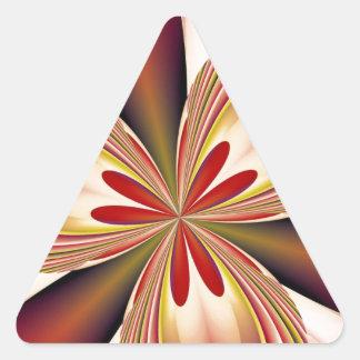 Extracto 161 pegatina triangular