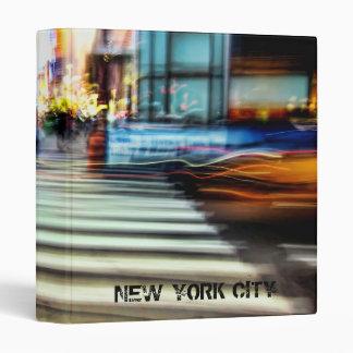 """Extracto 1"""" de la falta de definición de NYC álbum Carpeta 1"""""""