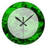 Extracto al azar verde relojes