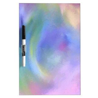 Extracto alegre de la mezcla del arco iris pizarras blancas de calidad