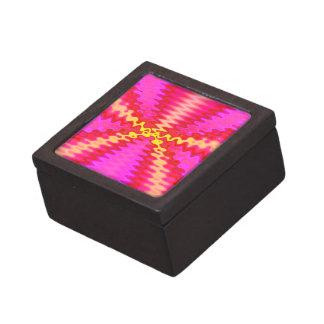 extracto amarillo rosado maravilloso caja de joyas de calidad