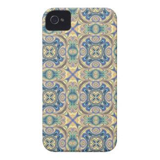 Extracto azul 3 Case-Mate iPhone 4 cárcasa