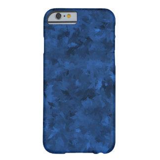 Extracto azul funda para iPhone 6 barely there