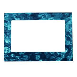 Extracto azul marcos magneticos