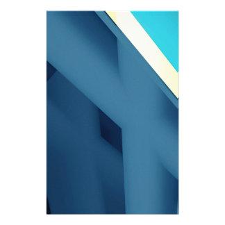 Extracto azul papeleria personalizada