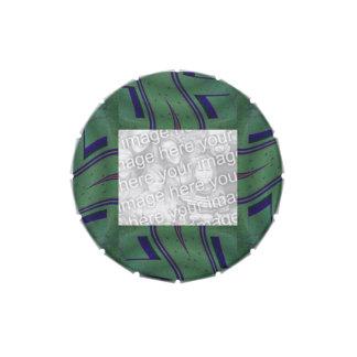 Extracto azulverde de la MOD