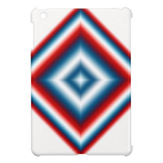 Extracto blanco y azul rojo de encargo