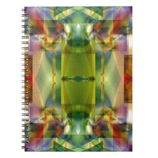 Extracto brillante del color del santuario 5 del a note book