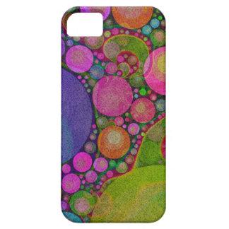 Extracto brillante del color fluorescente iPhone 5 Case-Mate funda