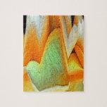 Extracto color de rosa puzzles con fotos