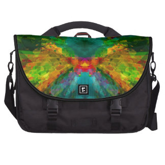 Extracto colorido de la energía de Big Bang 4 Bolsa Para Ordenador