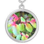 extracto colorido de la planta del snowbush grimpolas