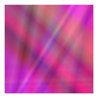 Extracto colorido magenta arte con fotos