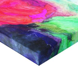 Extracto colorido sin título impresion en lona