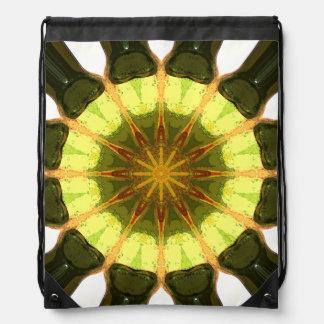 Extracto concéntrico de la cal del limón mochilas