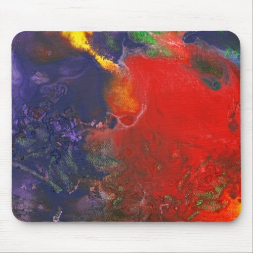 Extracto - creyón - Andromeda Mouse Pads