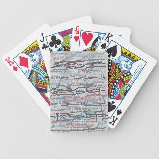 extracto cruzado del stich 01 barajas de cartas