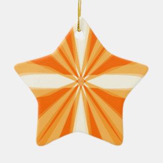 Extracto de Creamsicle Ornamentos De Navidad