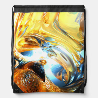 Extracto de cristal de la onda de marea mochilas