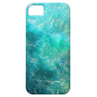 Extracto de la agua de mar iPhone 5 fundas
