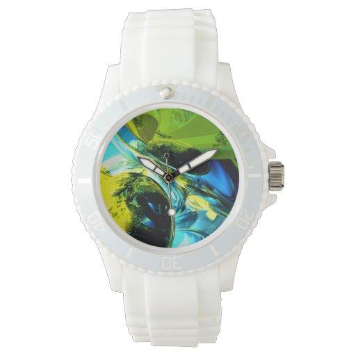 Extracto de la alegría relojes de pulsera