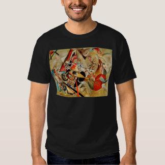 Extracto de la composición de Kandinsky Polera