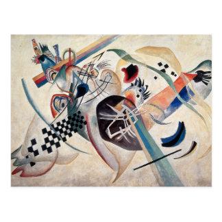 Extracto de la composición de Kandinsky Postal