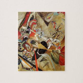Extracto de la composición de Kandinsky Rompecabezas Con Fotos