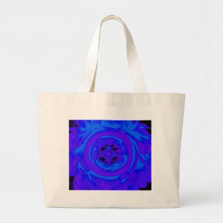 Extracto de la dalia azul púrpura bolsas
