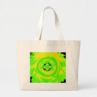 Extracto de la dalia verde amarillo bolsa