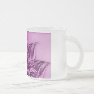 Extracto de la flor de Lotus del fractal Tazas De Café